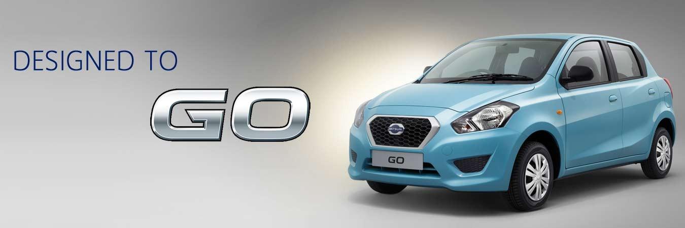 Datsun Go - Designed To Go