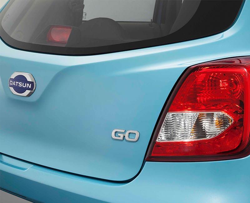 Datsun Go Design